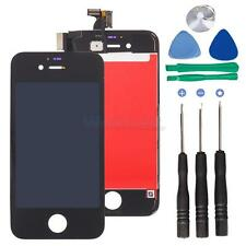 Black Replace LCD Touch Screen Digitizer Assembly for iPhone 4S A1387 A1431 Tool