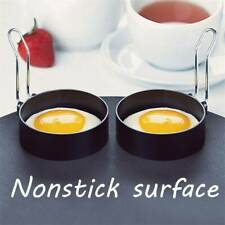 Stainless Steel Fried Non Stick Egg Ring Pancake Mold Mould Cooking Kitchen Tool