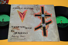 SIMPLE MINDS 2LP SUMMER TIME IN GLASGOW (FEATURING BONO U2) EX TOP COLLECTORS