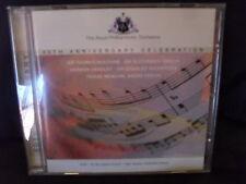 50th Anniversary Celebration-The Royal po/Beecham/Gibson/Menuhin/Previn