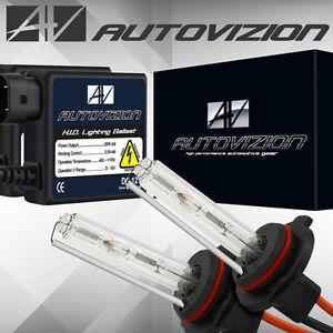 AUTOVIZION HID Xenon Headlight Conversion KIT 35W H1 H3 H4 H7 9005 9006 9007 881