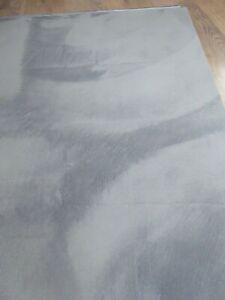 Light Grey Swirls Concrete Tile STOCK CLEARANCE   SAMPLE (200x200x2mm)