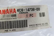 2007-2008 YZF-R1 YAMAHA (YBF) NOS OEM 4C8-14738-00-00 PROTECTOR MUFFLER
