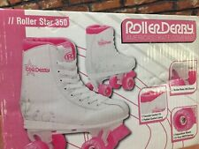 Roller Derby Roller Star 350 Skates Size 3 Used In Perfect Condition!
