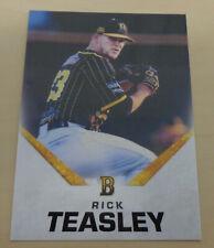 2019/20 Brisbane Bandits (Aussie Baseball) RICK TEASLEY Card - Pericos de Puebla