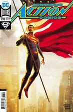 "Action Comics (2016) #'s 987-999 ""Oz Effect"" ""Booster Shot"" + 1000 Variant Lot"