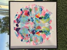Artwork Painting Multicolor Original Framing 32 x 32 inch