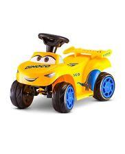 6-Volt Quad Ride-On Kids Toy Car 4 Wheeler Dinoco #51 Kid Trax  New