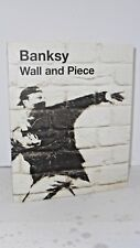 Wall and Piece by Banksy PB  Artistic genius activist painter legend outlaw 2006