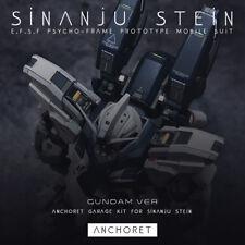 ANCHORET Gundam 1/100 MG SINANJU STEIN Resin Conversion Original Kit