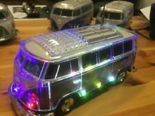 Bluetooth Lautsprecher Modell T1 Bulli Bus LED Party MP3 USB Radio Volkswagen BT