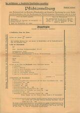 C133 iscrizione obbligatoria ufficio commerciale fittizio cibo vendita al dettaglio Blanco 1934
