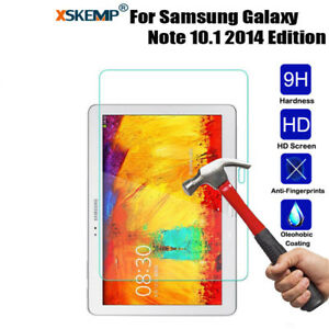 Tempered Glass Screen Protector For Samsung P600Galaxy Note 10.1 2014 Edition