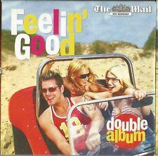 FEELIN' GOOD - DISC 1 OF 2 - VARIOUS ARTISTS - SUNDAY MAIL PROMO MUSIC CD