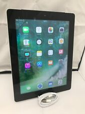 Apple iPad 4th Gen. 128GB, Wi-Fi + Cellular (Verizon), 9.7in - Black