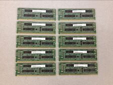 QTY 10 Lot of 512MB DIMM Memory Sticks for Sun Microsystem Servers 501-7385-01