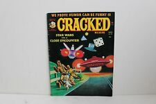 Cracked Magazine August Number 152 1978 Star Wars Has A Close Encounter