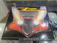 1983 ZZ Top - Eliminator LP