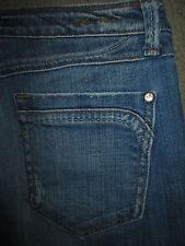 ANONAME Boot Cut Stretch Light Blue Denim Jeans Womens Size 29 x 33