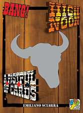 Bang! High Noon & Fistful of Cards Expansion Card Game Davinci Games DVG 9107