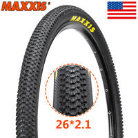 """MAXXIS Mountain Tires 26 x 2.1"""" Flimsy Clincher Durable Wire Bead Bicycle Tyre"""