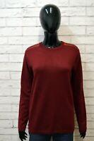 Maglione in Cashmere Donna ARMANI JEANS Pullover Taglia L Maglia Shirt Woman