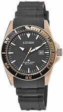 Citizen Mens Eco Drive Professional Divers Watch 200m Bn0104-09e