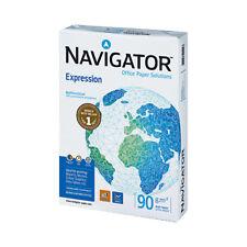 5 X Navigator Expression 90g 500 hojas papel Multifunción