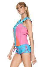 GlideSoul Woman Pink Vest- Impact Kitesurfing Wakeboard SMALL WETSUIT - NEW
