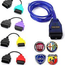 Cables de diagnóstico FÍAT Alfa + ABS ECU AIRBAG VAG KKL para Multiecuscan