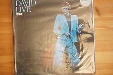 David Bowie David Live 2 LP Gatefold RCA CPL20771 German Black Label MINT