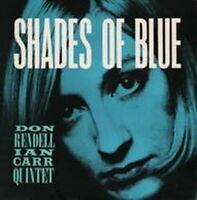 DON RENDELL / IAN CARR QUINTET-SHADES OF BLUES-JAPAN MINI LP SHM-CD Ltd/Ed E25