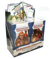 Dungeons & Dragons: Player´s Handbook 2 - POWER CARDS - D&D Display - new