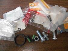 NOS Kawasaki Check Valve Gasket Snap Ring Tapping Screw Steel Ball Collar LOT #2
