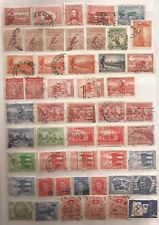 AUSTRALIA- 100 used commemoratives mainly 1930s-on,