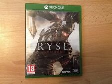 Ryse: Son of Rome (Microsoft Xbox One, 2013) 1 Player/Online Co Op