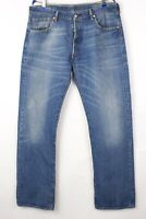 Levi's Strauss & Co Hommes 501 Jeans Jambe Droite Taille W38 L34 BCZ20
