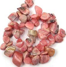 "Natural Argentina Rhodochrosite Free form Drop Beads 15"""