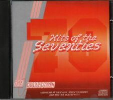 CD - Various ‎Artists – Hits of the Seventies