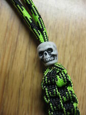 Tactical Knife Lanyard Zombie Outbreak w/ Skull FREE S/H