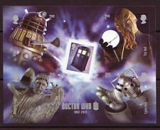 GREAT BRITAIN 2013 DOCTOR WHO MINIATURE SHEET UNMOUNTED MINT, MNH