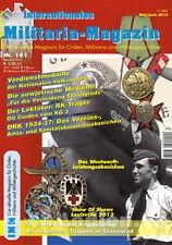Internationales Militaria-Magazin IMM 163 DRK Panzerkampfabzeichen Marine 2 WK
