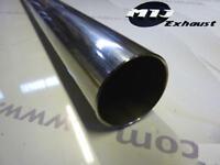 "Universal 3.5"" 89mm T304 Stainless Steel Exhaust Repair Pipe 250mm 10"" Tube"