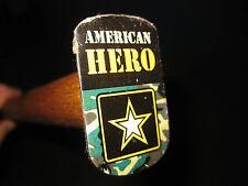 Mw.435M: Us Army American Hero Top On Ash Walking Stick Cane