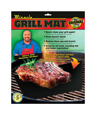 Miracle Grill Mat As Seen On TV Grill Mat 15.75 in. L x 13 in. W.