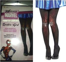 Marvel SpiderMan Spider Adult Girl Teen Comic Pantyhose Tights ONE SIZE S M L