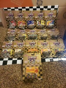 NASCAR 98' Racing Champions 1:64 Scale Toys R Us Gold Commemortive Ser LOT OF 16