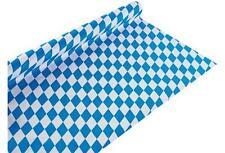 8 m x 100 cm Papier Tischdecke Oktoberfest Bayern Party