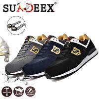 Scarpe antinfortunistica Uomo Donna S3 SRC Scarpe da lavoro running Sneakers