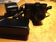 Sony Cybershot RX-100 Mark II Digital Camera With Accessories